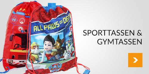 Sporttassen en gymtassen