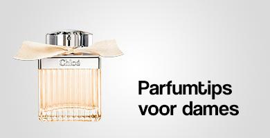 Parfumtips voor dames