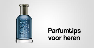Parfumtips voor heren