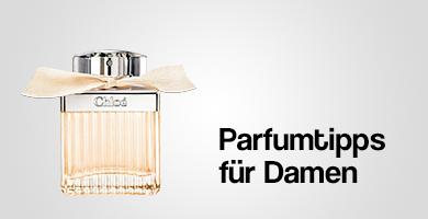 Parfumtipps für Damen