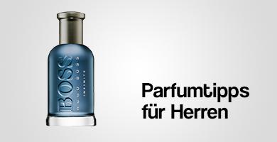 Parfumtipps für Herren