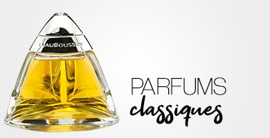 Parfums classiques