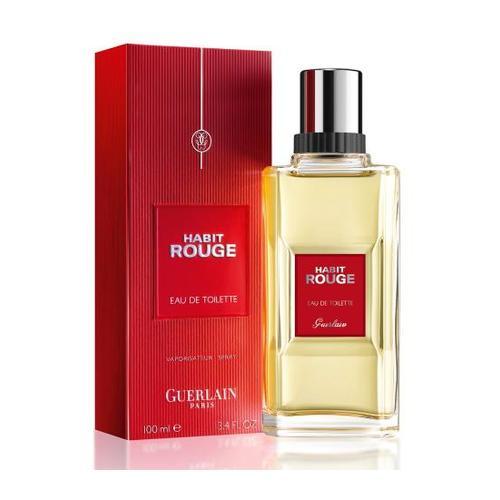 Guerlain Habit Rouge Eau de toilette 50 ml