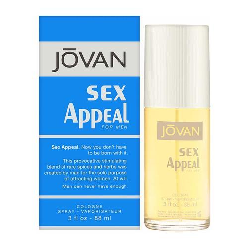 Jovan Sex Appeal Eau de cologne 90 ml