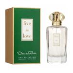 Oscar de la Renta Live In Love Eau de parfum 100 ml