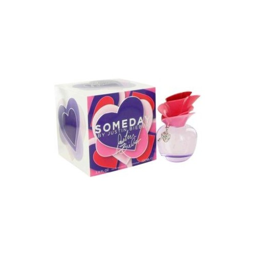 Justin Bieber Someday Eau de parfum 100 ml