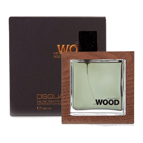 Dsquared2 He Wood Rocky Mountain Wood Eau de toilette 50 ml