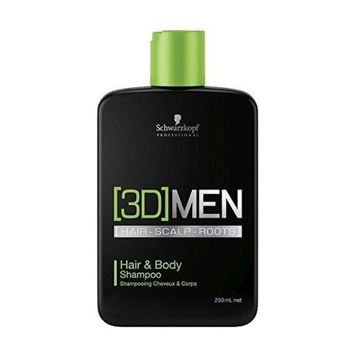Schwarzkopf 3D Mension Hair & Body Shampoo