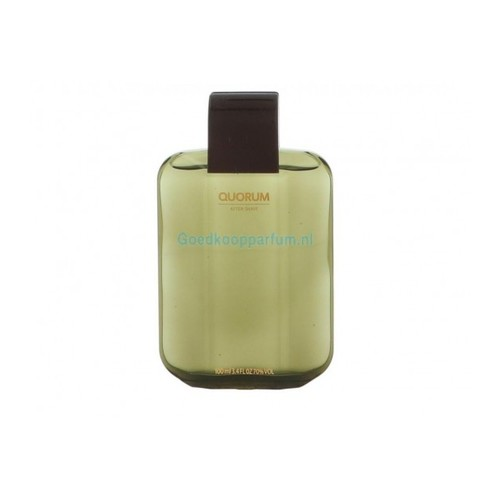 Antonio Puig Quorum Aftershave 100 ml