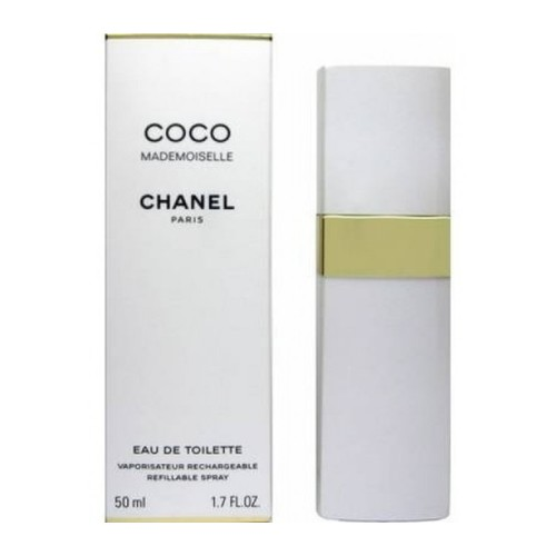 Chanel Coco Mademoiselle Eau de toilette Rechargeable 50 ml