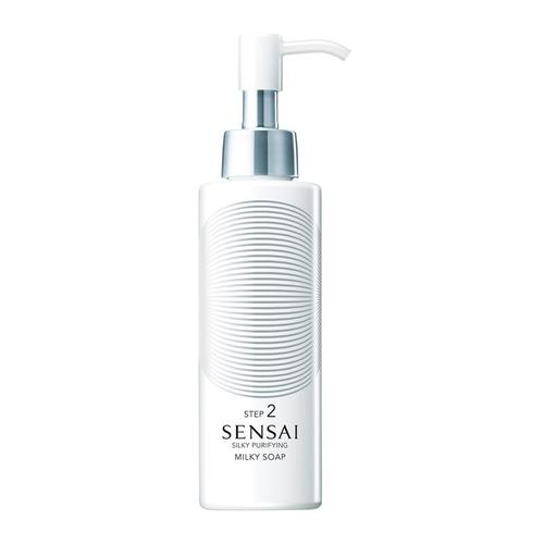 Sensai Silky Purifying Milky Soap 125 ml