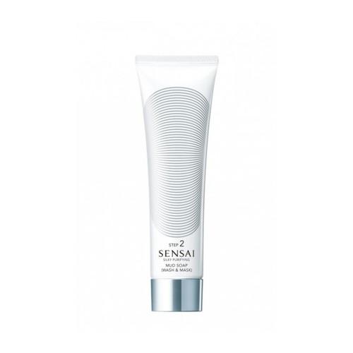 Sensai Silky Purifying Mud Soap (wash & mask) 125 ml