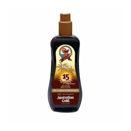 Australian Gold Bronzer Spray Gel 237 ml SPF 15
