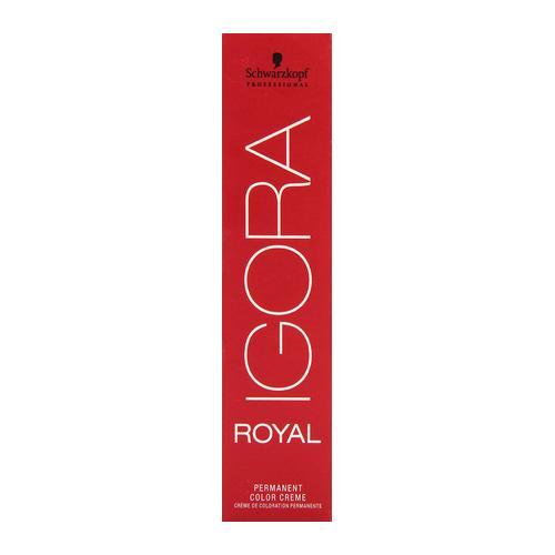 Schwarzkopf Igora Royal 1 Schwarz 60 ml 1-0 Schwarz