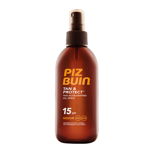 Piz Buin Tan & Protect Oil Spray 150 ml SPF 15