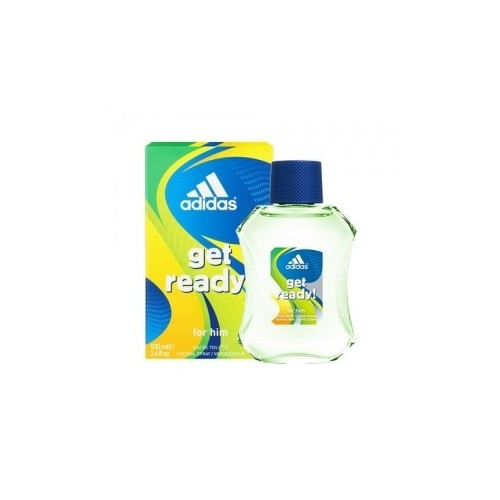 Adidas Get Ready Eau de Toilette 100 ml