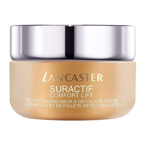 Lancaster Suractif Comfort Lift Re-Texturizing Neck & Decolleté Cream 50 ml