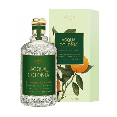 4711 Acqua Blood orange & Basil Eau de Cologne
