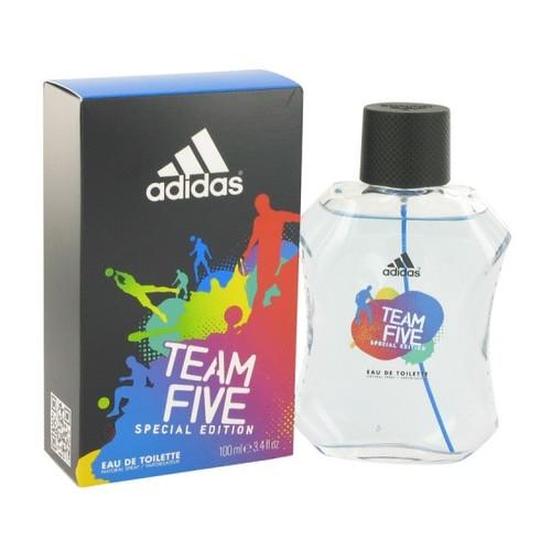 Adidas Team Five Eau de toilette 50 ml