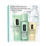 Clinique 3-Step Intro Kit Type 1 Set