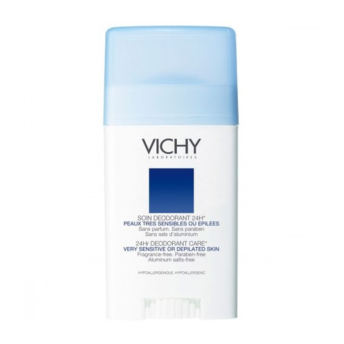 Vichy Deodorant Anti-Perspirant 24h Care Roll On 24 ml