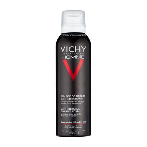 Vichy Homme Sensi Shave Anti-irritation Shaving Foam