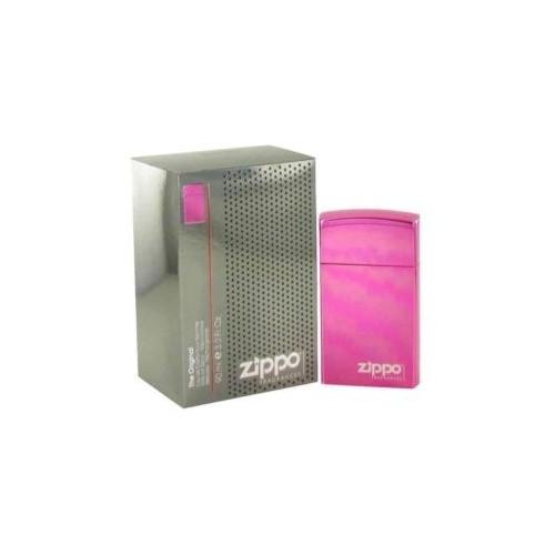 Zippo Pink Eau de toilette Refillable 30 ml