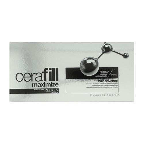 Redken Cerafill Maximize Aminexil 10 x 6 ml