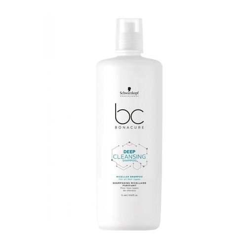 Schwarzkopf BC Deep Cleansing Micellar Shampoo 1.000 ml