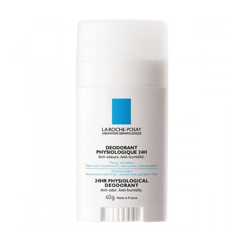 La Roche-Posay Physiological Deodorant Stick 24 H 40 ml