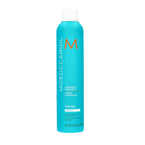 Moroccanoil Finish Luminous Hairspray Medium 330 ml