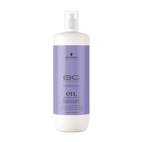 Schwarzkopf BC Oil Miracle Barbary Fig Oil Shampoo 1.000 ml