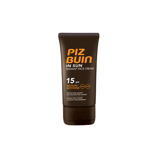 Piz Buin In Sun Radiant Face Cream SPF 15