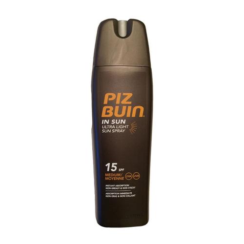Piz Buin Piz Buin Ultra Light Proteccion solar SPF 15