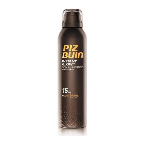 Piz Buin Instant Glow Sun Spray SPF 15