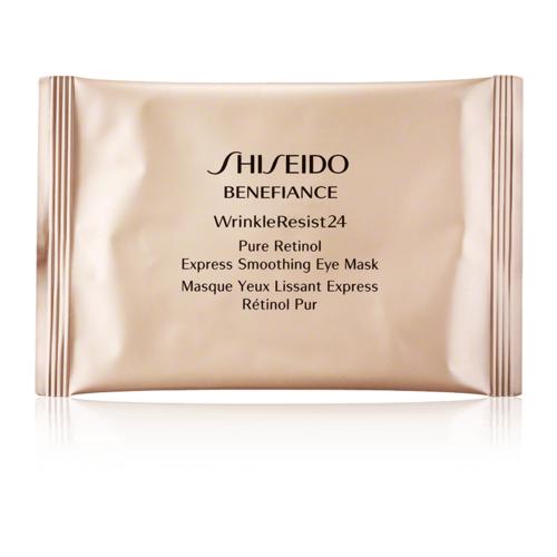 Shiseido Benefiance WrinkleResist24 Retinol Eye Mask 12 x 2 stuks