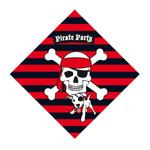 Piraten servetten 1