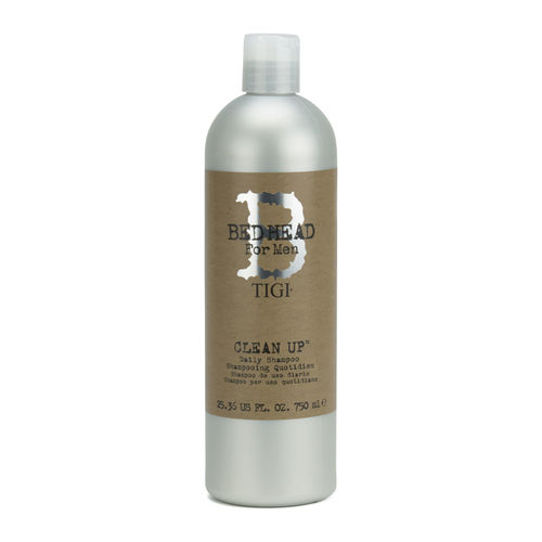 Tigi Bed Head Clean Up Shampooing Quotidien 750 ml