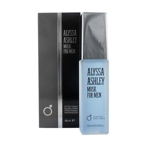 Alyssa Ashley Musk Aftershave 100 ml