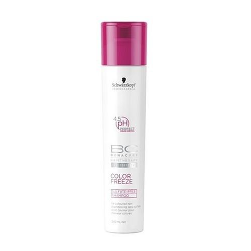 Schwarzkopf BC Color Freeze 4.5 pH Sulfate-free Shampoo 250 ml