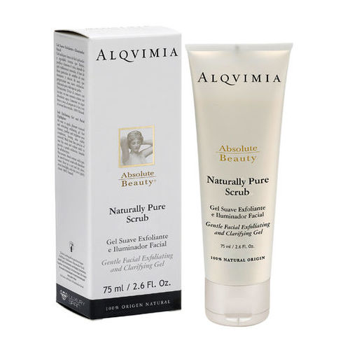 Alquimia Naturally Pure Facial Scrub