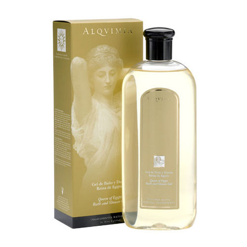 Alqvimia Queen of Egypt Bath and Shower Gel 400 ml