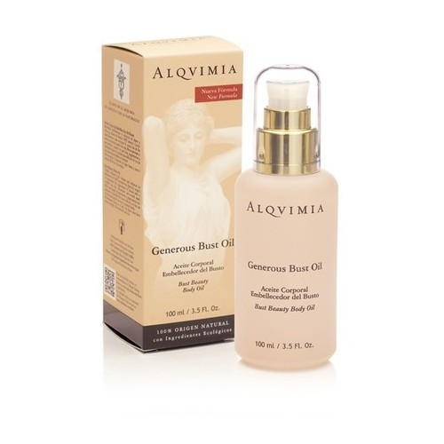 Alquimia Generous Bust Oil 100 ml