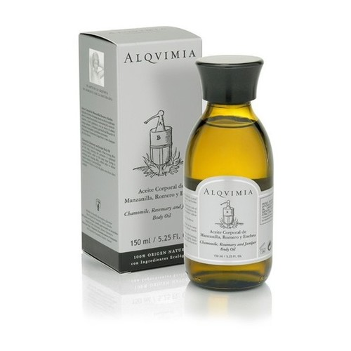 Alquimia Chamomile Rosemary and Juniper Body Oil 150 ml
