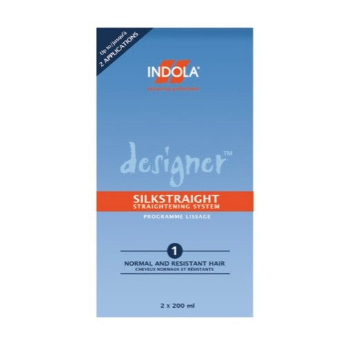Indola Designer Silkstraight Set