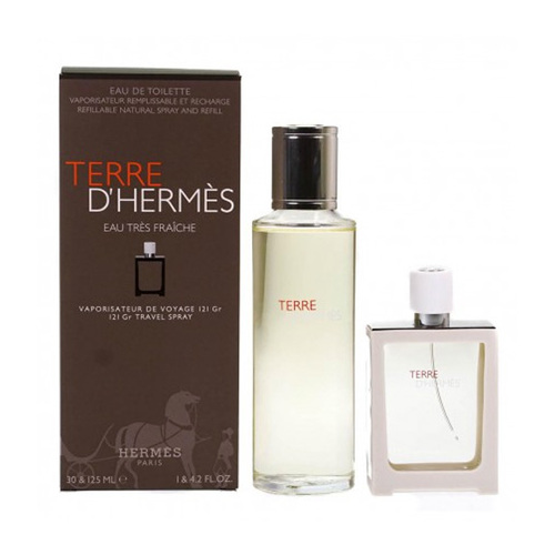 Hermes Terre D'Hermes Eau Tres Fraiche Geschenkset