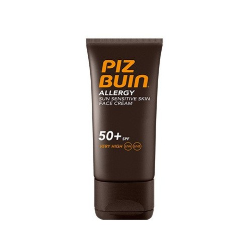 Piz Buin Allergy Face Cream SPF 50