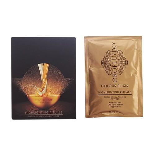 Orofluido Colour Elixir Highlighting Rituals Lightening Powder 8 x 40 grammes