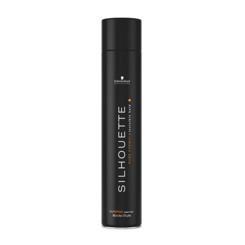 Schwarzkopf Silhouette Super Hold Hairspray 750 ml