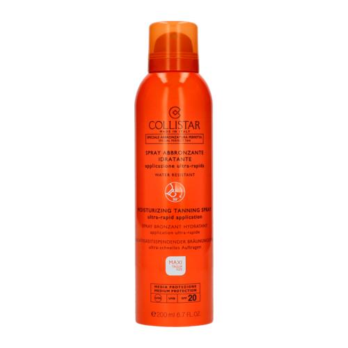 Collistar Moisturizing Tanning Spray SPF 20